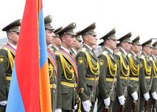 Հայոց բանակի 20-ամյակի միջոցառում Վանաձոր քաղաքում