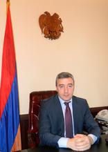 Լոռու մարզպետ Արթուր Նալբանդյանի Ամանորյա ուղերձը