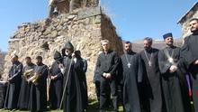 Ուխտագնացությունը նվիրված էր Սուրբ Հովհան Օձնեցի Կաթողիկոսի գահակալության 1300-ամյակին