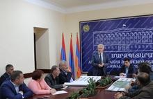 Մայիսի 27-ին հայտարարվել է համապետական շաբաթօրյակ. անցկացվեց  «Մաքուր Հայաստան» ծրագրի մարզային հանձնաժողովի առաջին նիստը
