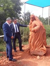 ՀՀ մշակույթի նախարարը ծանոթացավ Դսեղում նախարարության կողմից իրականացվող ծրագրերի ընթացքին