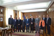Մտադրությունների արձանագրություն ստորագրվեց Լոռու մարզի և Ռումինիայի Հարգիտա նահանգի միջև