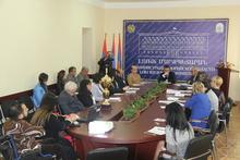 Անցկացվեց Հաշմանդամություն ունեցող անձանց հարցերով զբաղվող մարզային հանձնաժողովի նիստը