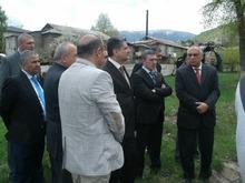 ՀՀ վարչապետը ծանոթացավ նոր կառուցվելիք բժշկական կենտրոն համար հատկացված  տարածքին