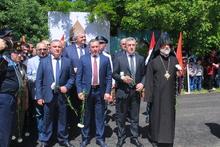Հայաստանի առաջին Հանրապետության և մայիսյան հերոսամարտերի 100-ամյակի գլխավոր միջոցառումները՝ Վանաձորում