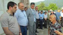 ՀՀ տարածքային կառավարման և զարգացման նախարար Սուրեն Պապիկյանը ճանաչողական այցով գտնվում էր Լոռու մարզում