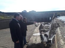 Մեծավանի ջրամբարը ենթակա է վերականգնման. փոխմարզպետն աշխատանքային այցով համայնքում էր