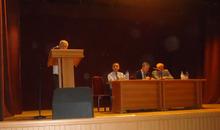Լոռու մարզխորհրդի նիստում