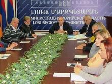 Անցկացվեց Հաշմանդամություն ունեցող անձանց հարցերով զբաղվող Լոռու մարզային հանձնաժողովի նիստը