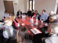 Մարզպետարանը պատրաստ է համագործակցության. մարզպետը հանդիպեց հասարակական կազմակերպությունների ներկայացուցիչների հետ