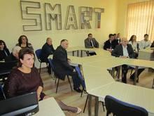 Լեռնապատ համայնքում բացվել է հերթական ՍՄԱՐԹ դասասենյակը