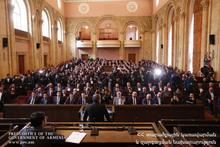Համայնքային ենթակառուցվածքների զարգացումը կառավարության առաջնահերթություններից է․ նախարար Սուրեն Պապիկյան