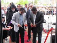 Հանդիսավորությամբ բացվեց Տաշիրի մշակույթի կենտրոնի վերակառուցված շենքը
