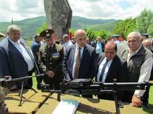 Հայաստանի առաջին Հանրապետությանը և մայիսյան հերոսամարտերին նվիրված տոնակատարությունը նշվեց նաև մարզկենտրոնում