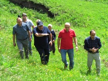 Մարզպետ Անդրեյ Ղուկասյանը ծանոթացավ «Գուգարք» անտառնտեսության Մարգահովտի տեղամասում տարվող աշխատանքներին