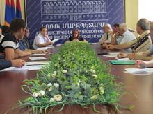Անցկացվեց Լոռու մարզի զբաղվածության աջակցության մարզային հանձնաժողովի նիստը