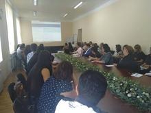Դասընթաց-խորհրդատվություն՝ համայնքների վարչական տվյալների շտեմարանների մշակման աշխատանքների վերաբերյալ