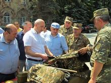 ՀՀ զինված ուժերի տոնացույցում հունիսի 23-ը նշվում է որպես Թիկունքի օր
