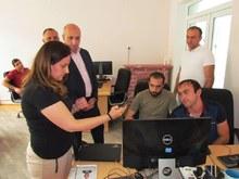 Հայաստանյան Ինստիգեյթ Մոբայլ (Instigate Mobile) ընկերության Վանաձորի գրասենյակում մարզի ղեկավարը ծանոթացավ իրականացվող ծրագրերին