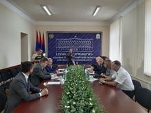 Ճանաչողական այցով Լոռու մարզում էր ՌԴ արտակարգ և լիազոր դեսպան Սերգեյ Կոպիրկինի գլխավորած պատվիրակությունը
