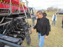 Լոռու մարզում ներդրվեց հողի մշակման նոր՝ անվար ցանքի տեխնոլոգիան