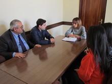 «Փախստականների պաշտպանություն և տնտեսական ինտեգրում» ծրագրի շրջանակներում ծավալվեց ակտիվ քննարկում