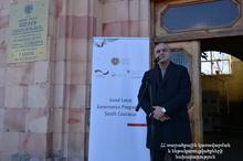 Տաշիր համայնքում բացվել է Քաղաքացիների սպասարկման գրասենյակ