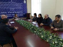 Հայաստանի ազգային ագրարային համալսարանը պատրաստ է խորհրդատվությամբ աջակցել Լոռու մարզի ոլորտի զարգացմանը