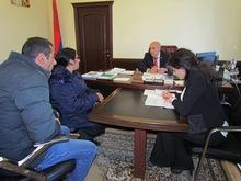 «Նոր Հայաստանում անպատժելիության մթնոլորտ չի կարող լինել». Լոռու մարզպետն անցկացրեց քաղաքացիների ընդունելություն