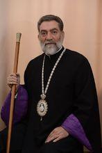 Լոռու մարզպետ Անդրեյ Ղուկասյանի շնորհավորական ուղերձը Գուգարաց թեմի առաջնորդ Սեպուհ արքեպիսկոպոս Չուլջյանի ծննդյան օրվա առթիվ