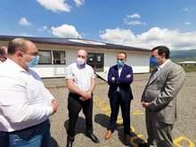 Սպիտակի բժշկական կենտրոնն այսօրվանից միացել է համավարակի դեմ պայքարին. իսկ Վանաձորի ԲԿ-ի հարակից տարածքում ինֆեկցիոն բաժանմունք կկառուցվի