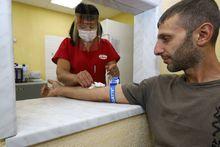Համախմբում արյուն հանձնելու կամավոր դոնորության կոչի շուրջ