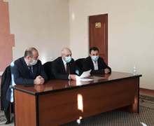Մարզի ղեկավարը ներկայացրեց Ստեփանավան համայնքի ղեկավարի պաշտոնակատար Արմեն Գրիգորյանին