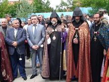Հանդիսավորությամբ նշեց Հայաստանի առաջին հանրապետության հռչակման 95-րդ  տարելիցը