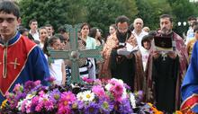 Հանդիսություն նվիրված Հաղպատավանքի օրվան և Սայաթ- Նովայի հիշատակին