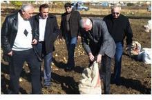 Լոռու մարզ էր այցելել ՀՀ գյուղատնտեսության նախարար Սերգո Կարապետյանը